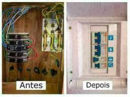 Eletricista credenciado - Serviços elétricos em geral
