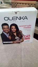 Kit duo Olenka bio reconstrutor selfcare home care