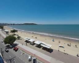 Apartamento 3 quartos para locação anual de frente para o Mar da Praia do Morro - Guarapar