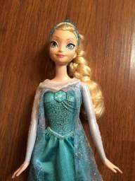 Título do anúncio: Boneca Elsa cantora original