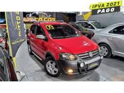 Título do anúncio: Volkswagen Crossfox 2009 1.6 mi 8v flex 4p manual
