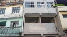 Apartamento 2° andar com 2 dormitórios para alugar, 48 m² por R$ 1.000/mês - Uruguai - Sal