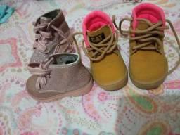Sapatos para criança