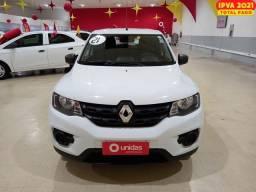 Renault Kwid 2021 1.0 12v sce flex zen manual
