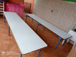 Mesa refeitório infantil