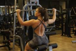 Título do anúncio: Life Fitness - Estação de Musculação G4 Home Gym semi novo