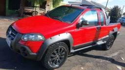 Fiat Strada adventure 2009 1.8 flex
