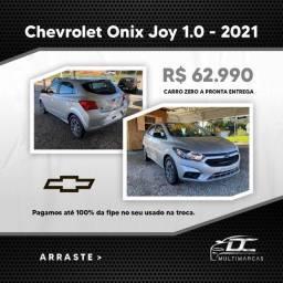 Onix joy 1.0 - 2021  zero km
