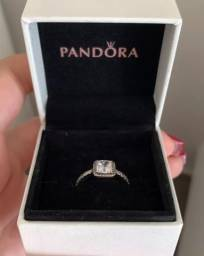 Anel Pandora Beleza Eterna