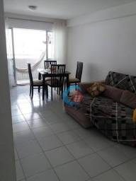 Título do anúncio: Apartamento com 2 quartos à venda, 60 m² por R$ 330.000 - Pina - Recife/PE