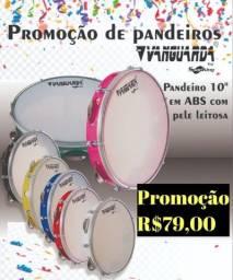 Título do anúncio: Pandeiros em promoção