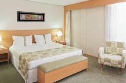 Flat à venda no Holiday Inn Anhembi com 1 vaga de garagem e 1 dormitório