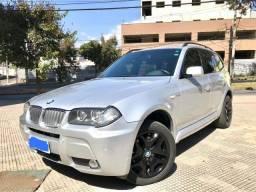 BMW X3 3.0 2007 IPVA 2021 PAGO!