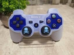 Título do anúncio: Controle Playstation 3 Ps3 - Azul  & Verde + extras (valor por unidade)