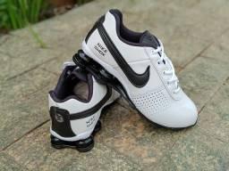 Título do anúncio: Nike Shox 4 Molas Primeira Linha na Caixinha Atacado