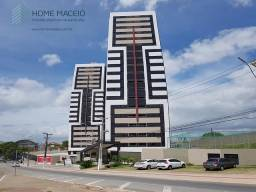 Apartamento para Venda em Maceió, Barro Duro, 2 dormitórios, 1 suíte, 2 banheiros, 1 vaga