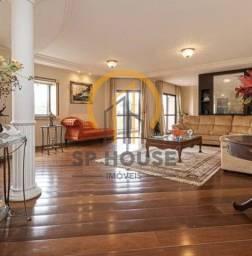Título do anúncio: Apartamento para venda e locação, 04 dormitórios, 04 vagas, 568m², Saúde.