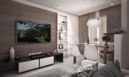 Apartamento com 2 dormitórios à venda, 54 m² por R$ 230.000,00 - Paulicéia - Piracicaba/SP