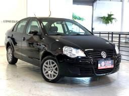 Volkswagen Polo Sedan 1.6 2011 (Som original com Bluetooth)