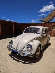 Fusca Bege 1964