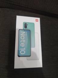 Xiaomi redmi note 10 lacrado 128 GB cor Branco