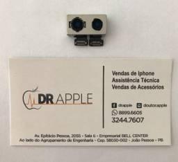 Câmera Frontal e Traseira p/ iPhone (Original)