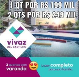 Título do anúncio: Novo apartamento em Del Castilho
