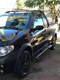Título do anúncio: Fiat strada 1.8 adventure flex cabine estendida