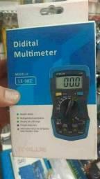 Multímetro digitalIt-BlueLE-982