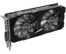 Placa de vídeo Galax Geforce Gtx 1660 6Gb 1click Oc