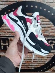 Tênis dad sneakers Premium Feminino Tam. 37
