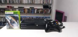 Xbox 360 slim 4GB travado funcionando perfeitamente entrega e parcela até 12x