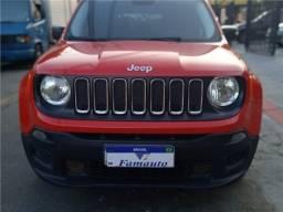 Título do anúncio: Jeep Renegade 2016 1.8 16v flex 4p manual