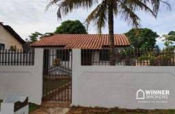 Casa com 3 dormitórios à venda, 52 m² por R$ 200.000 - Conjunto Habitacional Requião - Mar