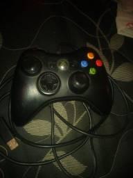 Controle Xbox360/PC USB(tem conversa)
