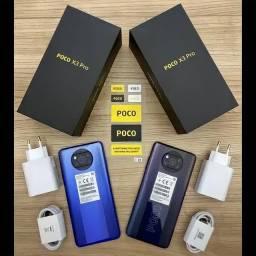 Título do anúncio: Poco X3 Pro 128GB. LACRADO!