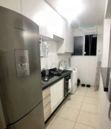 Título do anúncio: Apartamento com 2 dormitórios à venda, 53 m² por R$ 185.000,00 - Parque Príncipe de Mônaco