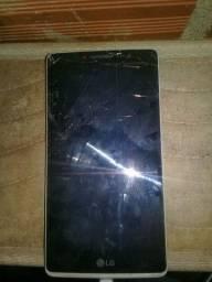 2 celular com display queimado apenas