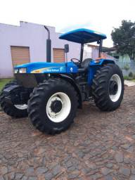 Trator new rolland 7630