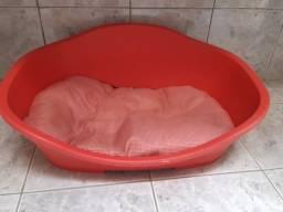 Cama sleeper N°3 vermelha
