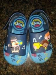 Título do anúncio: Sapatos menino