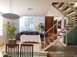 Título do anúncio: Casa à venda, 4 quartos, 2 suítes, 6 vagas, Santa Lúcia - Belo Horizonte/MG