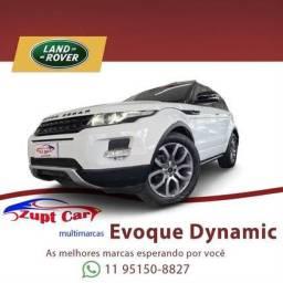 RANGE ROVER EVOQUE 2013/2013 2.0 DYNAMIC TECH 4WD 16V GASOLINA 4P AUTOMÁTICO