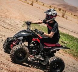 Quadriciclo Alphacross 125cc