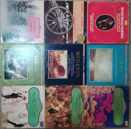 Coleção mestres da música, os grandes temas da música e outros.