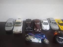 Título do anúncio: Carros de miniatura