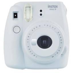 Título do anúncio: Câmera Instax Mini 9 - Branco-Gelo - Fujifilm