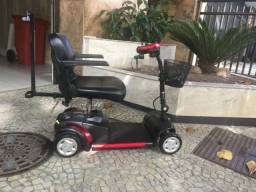 cadeira motorizada elétrica, scooter