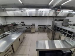 Título do anúncio: Cozinha em inox sob medida - Júlio Nogueira