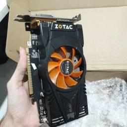 GTX 550Ti Novinha 100% boa.
